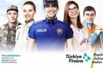 Kamu Çalışanlarına Türkiye Finans'tan Avantajlı Finansman Paketi