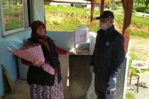 Kızınin Anneler Günü isteğini Başkan Babaoğlu kırmadı