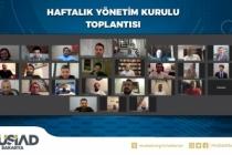 MÜSİAD Yönetim Kurulu Toplantısı