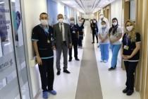 Özel Adatıp Sakarya Hastanesi 'Hemşireler Günü ve Haftası'nı Kutladı