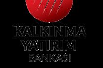 Türkiye Kalkınma ve Yatırım Bankası, 2020'nin ilk çeyreğinde aktiflerini yüzde 25,7 artırdı