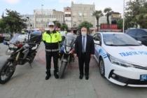 Vali Nayir Karayolu Güvenliği ve Trafik Haftası Etkinliğine Katıldı