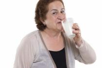 Yüksek tansiyon riskine karşı süt için
