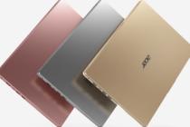 Acer Swift 1, tüm gün süren üretkenlik arayan stil sahibi kullanıcıların radarında