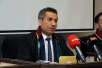 Başkan Burak çoklu baro sistemine ilişkin açıklamalarda bulundu
