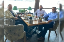 Dündar, Yener ve Candan İstanbul'da