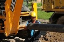Erenler'de bin 400 metrelik içmesuyu hattı yenileniyor