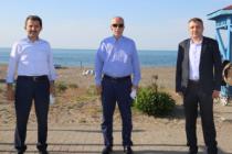 Ergün Atalay'dan Başkan Acar'a ziyaret