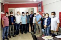 Ferizli CHP'de Bülent Ateş İlçe Başkanı