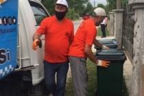 Karasu'da Yeni Çöp Uygulaması, 'Bireysel Çöp Kutusu' Projesi Hayata Geçiriliyor