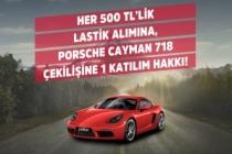Petlas Reklamındaki̇ Porsche'ye Sahi̇p Olmak İçi̇n Son Şans