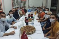 Rumeli Balkan Kültür ve Dayanışma Derneği'ne taze kan