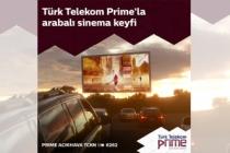 Türk Telekom Prime ile 'Arabalı Sinema Geceleri'