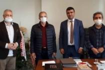 TYB Sakarya'dan Resul Narin'e Hayırlı Olsun Ziyareti
