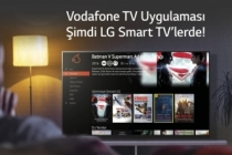 Vodafone Tv Uygulamasi, Lg Smart Tv'lere Eklendi̇