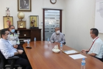 Arifiye Belediyesi'nden Toyota Boshoku Türkiye 'ye ziyaret