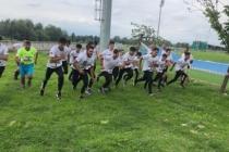 Atletler 15 Temmuz İçin Koştu
