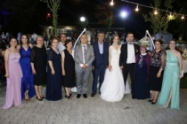Cemre Nur ile Alperen Durmaz Evlilik kervanına katıldı