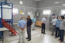 Üretim Yapan Meslek Liselerine İl MEM İSGB'den Ziyaretler