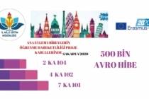 AB Proje Sonuçlarında Sakarya MEM Rüzgârı Esti