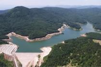 Akçay Barajı maksimum seviyeye ulaştı