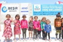 Beşir Derneği 7.500 Kişilik Briket Ev Projesinin Birinci Etabını Tamamladı