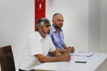 İl Müdürü Arif Özsoy,  Antrenörlerle Toplantı Yaptı