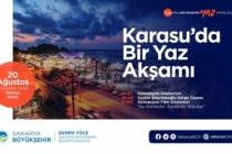 Karasu kültür programlarına ev sahipliği yapacak