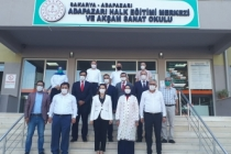 MEB Maarif Müfettişleri Sakarya'da