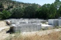 Taraklı'da atık su arıtma tesisi inşaatında çalışmalar tamamlanmadı