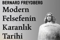 Türkçe'de ilk kez VBKY'de Modern Felsefenin Karanlık Tarihi'ne yolculuk