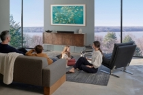 1.200'den fazla sanat eseri Samsung The Frame TV'de!