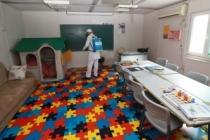 Adapazarı Okulları Dezenfekte Ediyor