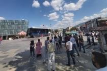 Dev organizasyonun tanıtım tırı şehirleri dolaşıyor