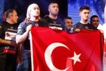 Dünya Şampiyonu Buğra Tugay Erdoğan'ın Fizik Tedavi Sponsoru Romatem Oldu