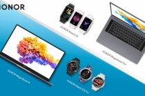 HONOR IFA 2020'de yeni akıllı saatlerini ve dizüstü bilgisayarını duyurdu