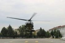 Jandarma Trafiği Havadan Denetledi