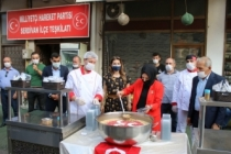 MHP Serdivan'dan Aşure ikramı