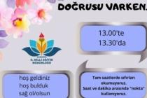 Sakarya MEM'den Türkçeyi Doğru Kullanma Çalışması