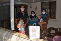Sapanca'da Hoş Geldin Bebek Ziyaretleri