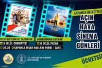 Sapanca'da Sinema Etkinlikleri Devam Ediyor