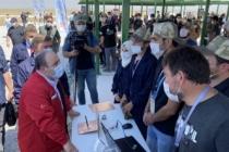 Teknofest roket yarışması nefes kesti̇