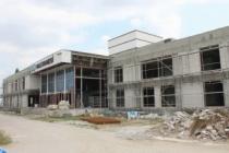 Toyota-Sa Hastanesinin, Arifiye'de bulunan hizmet binasının inşaatı tüm hızıyla devam ediyor