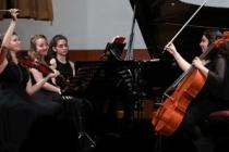 Yarının Kadın Yıldızları, Duayen Piyanist Ayşegül Sarıca ile Birlikte İstanbul Müzik Festivali Sahnesinde