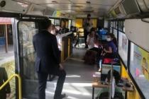 EBA Mobil Destek Araçları Öğrencilerle Buluşmaya Devam Ediyor