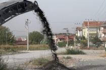 Kumköy ve Kovan sokakta çalışmalar hızlandı