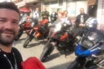 OMM Motosiklet Derneği grubu Taraklı İlçesini ziyaret etti