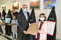 Sapancalı Çocuklar Ödüllerini Aldılar