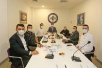 SATSO 5. Meslek Komitesi'nden Sektörel İstişare Toplantısı