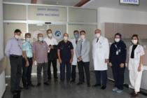 SAÜEAH'da sağlık turizminde ilk böbrek nakli gerçekleşti